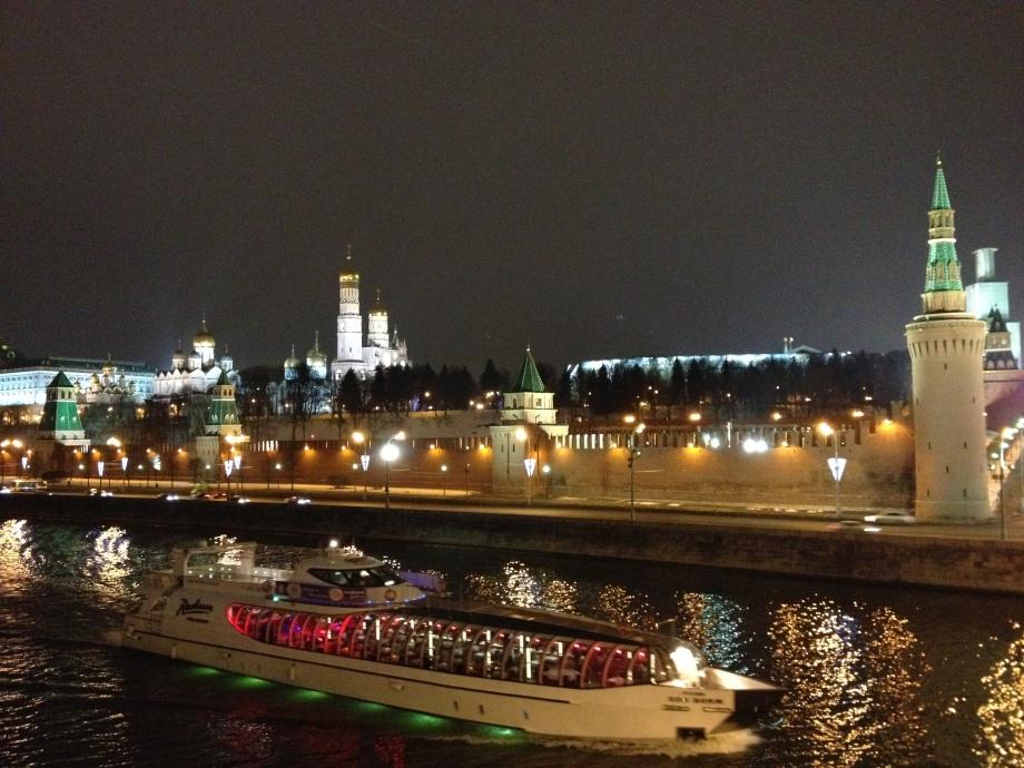 night boat cruise