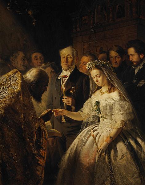 unequal marriage