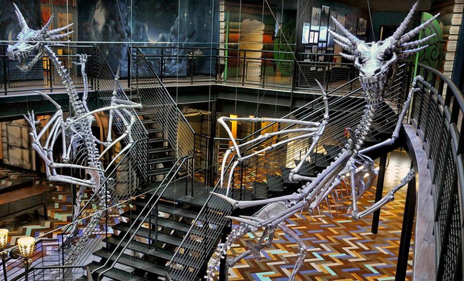 Atrium and Stairway